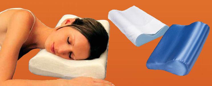 Cuándo se recomienda el uso de las almohadas ortopédicas?