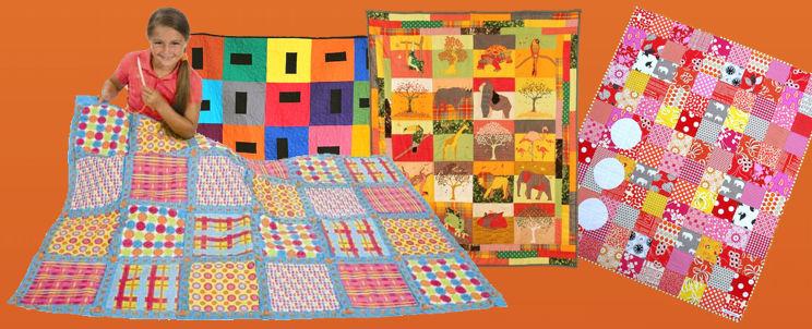 colchas patchwork infantiles