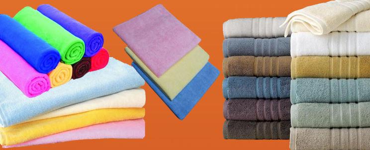 fábricas de toallas