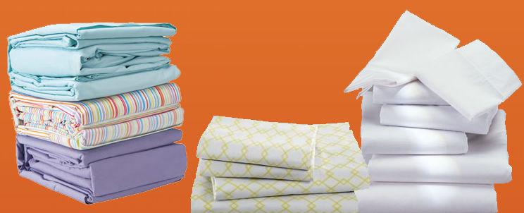 Cuidando tu bolsillo con las sábanas baratas