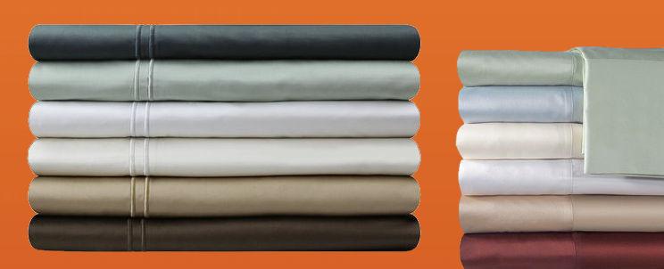 sábanas de algodón egipcio