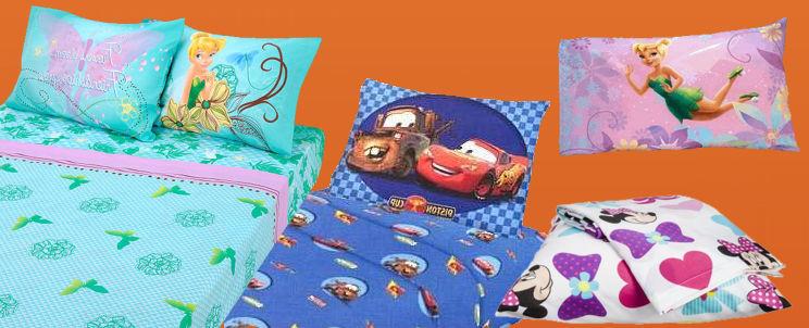 sábanas de disney