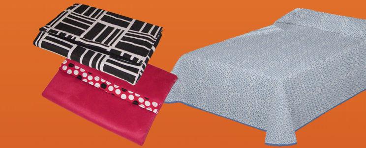telas para cubrecamas