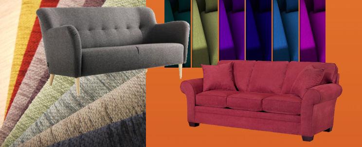 Las diferentes telas para sof s que podemos elegir casa - Telas para fundas de sofa ...