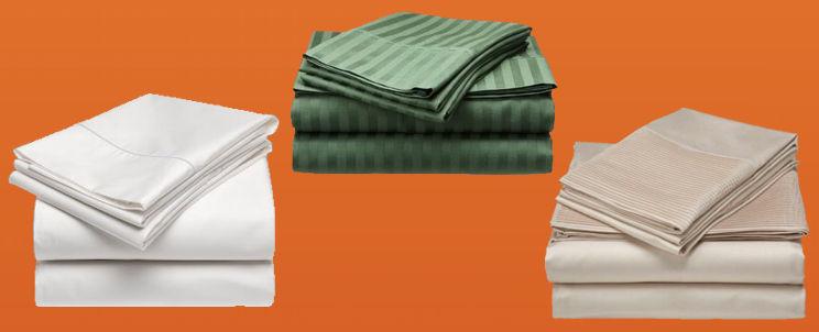sábanas para hoteles
