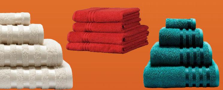 Toallas de algod n egipcio por qu son las mejores - Cuales son las mejores toallas ...