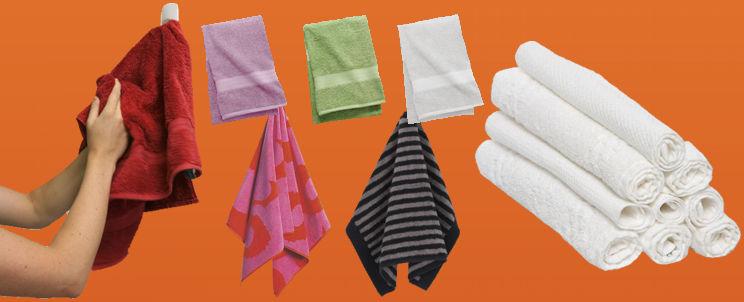 toallas para manos