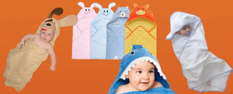 toallones para bebés