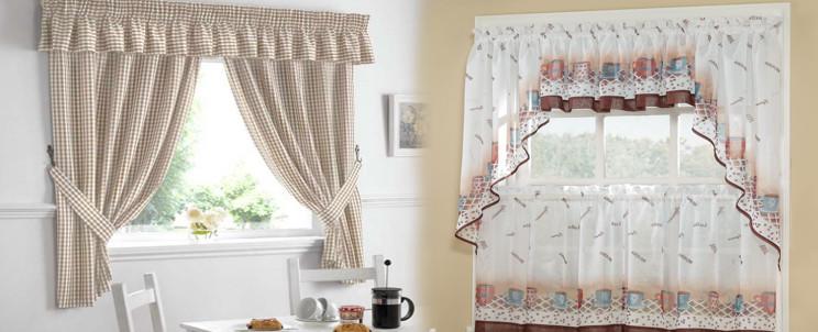 Confeccionar cortinas para la cocina casa blanqueria for Disenos de cortinas para cocinas modernas