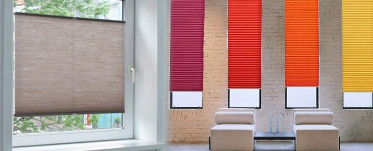 cortinas de papel crepado