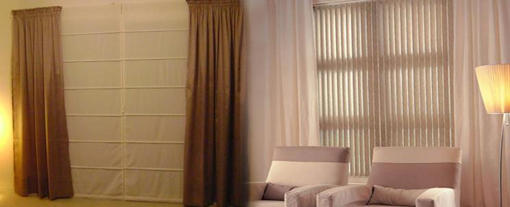 cortinas falsas