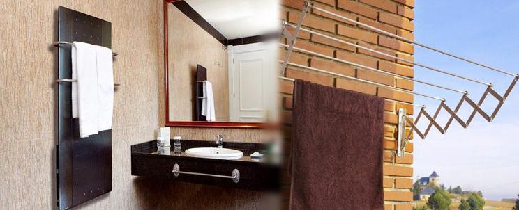 toalleros para tu baño