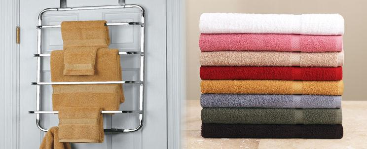 cómo eliminar el mal olor de las toallas