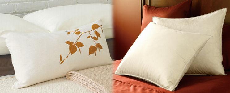 consejos para lavar almohadas