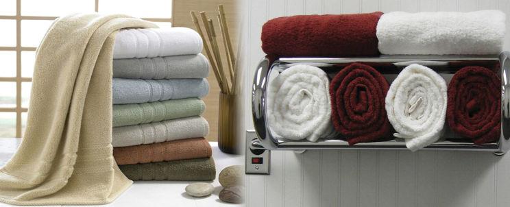 Tips para elegir una buena toalla de baño