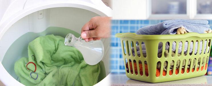 trucos para lavar toallas