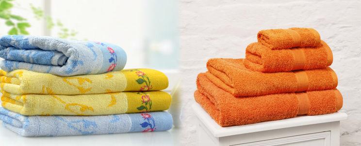 Trucos para mantener la suavidad en las toallas