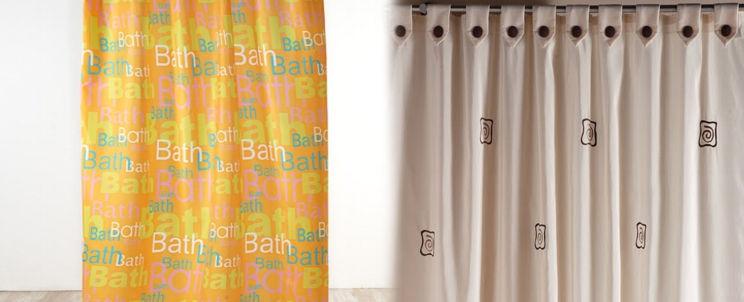 Cortinas De Baño A Medida:diseños de cortinas para baño