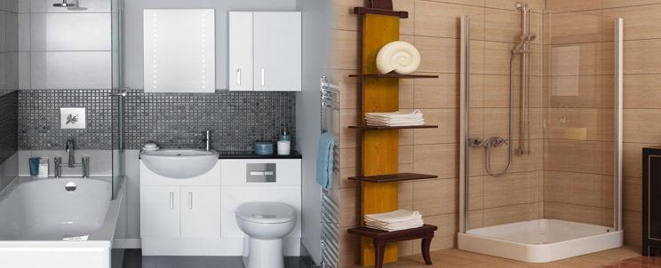 C mo decorar una cuarto de ba o peque o casa blanquer a - Como decorar un cuarto de bano ...