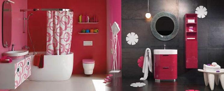 decorar un cuarto de baño adolescente