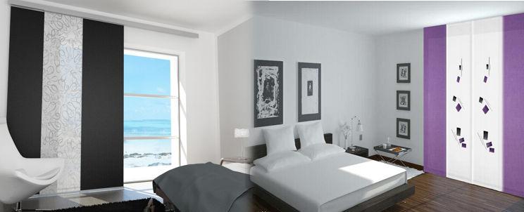 El mejor color para cortinas de dormitorio casa blanqueria for Colores de cortinas para dormitorio