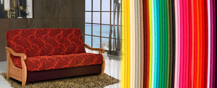 secretos para elegir telas y tapizados