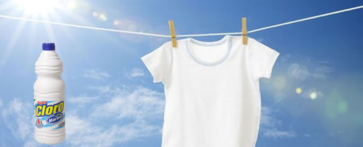 blanquear tu ropa blanca