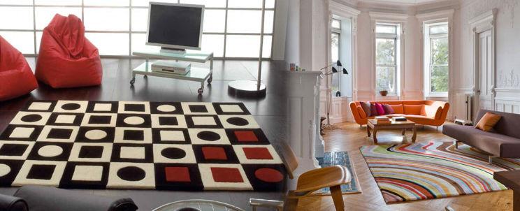 elegir el color de la alfombra