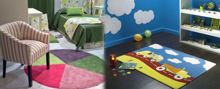 elegir la alfombra perfecta para cada habitación