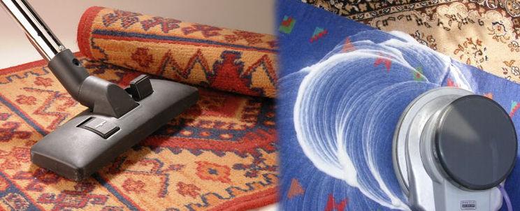 limpiar alfombras con productos caseros