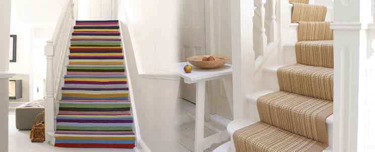 ventajas y desventajas de las alfombras para peldaños de escaleras