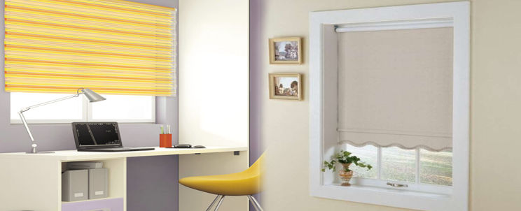 cortinas para ventanas pequeñas