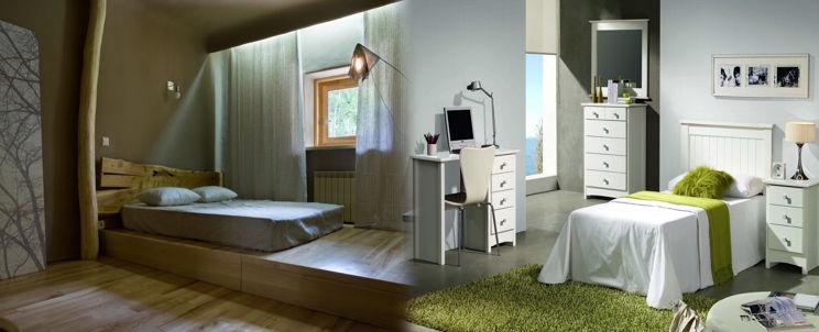 dormitorio ecológico