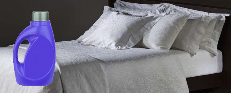 lavar sábanas de algodón egipcio