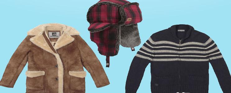 prendas esenciales para el invierno