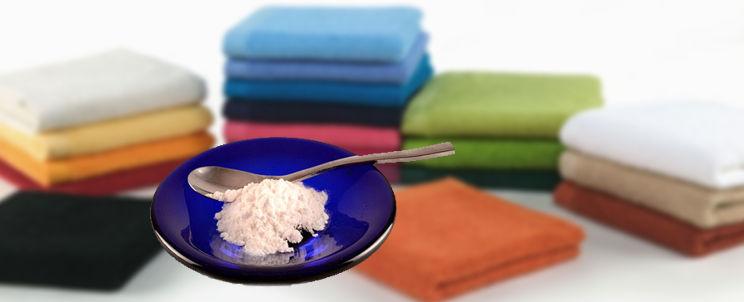 quitar el olor a moho de las toallas de baño