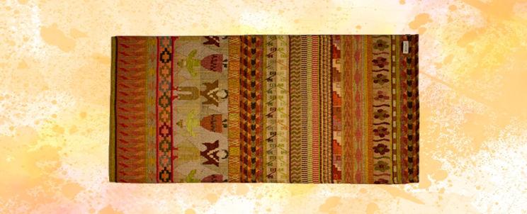 alfombras de lana navajo