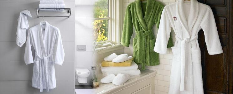 batas de baño