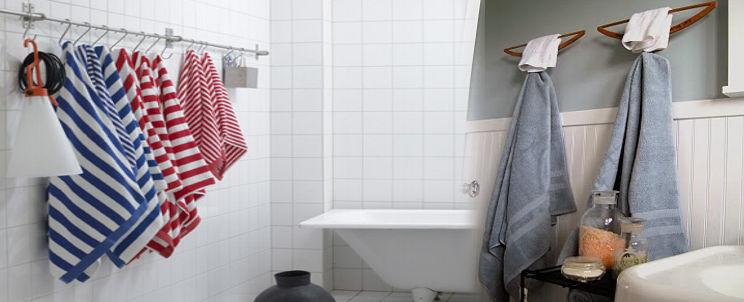 cómo eliminar el olor agrio de las toallas