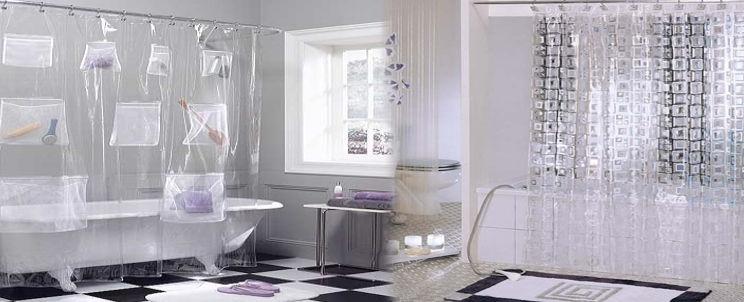 son peligrosas las cortinas de ducha de PVC