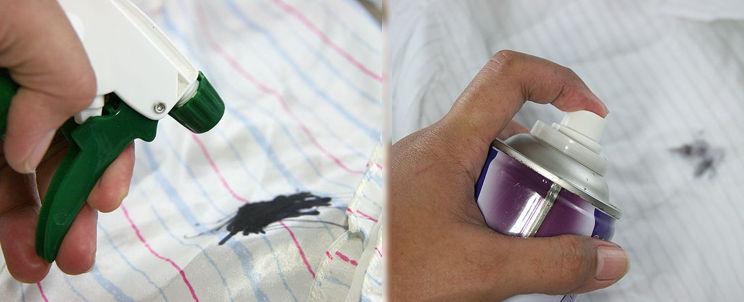 limpiar manchas de bolígrafo
