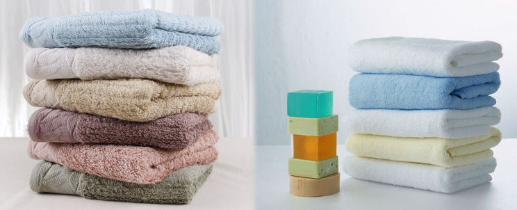 cómo elegir toallas de baño de calidad