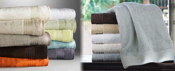 toallas de bambú