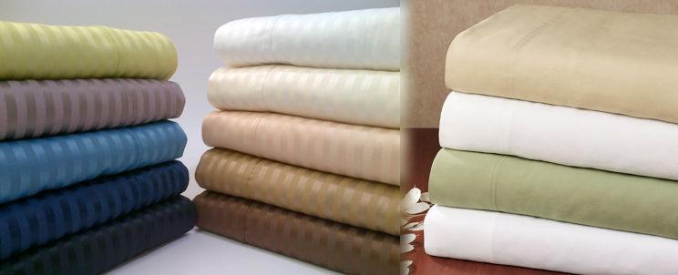 sábanas de bambú o de algodón egipcio