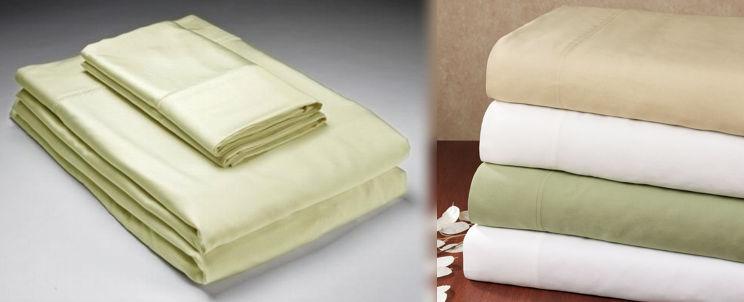 sábanas de bambú