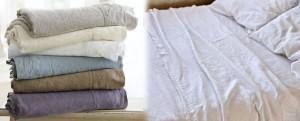sábanas de lino
